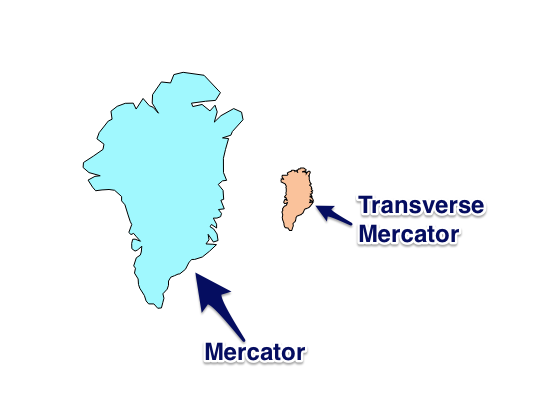 mercator-distortion